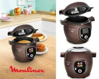 Cookeo Gourmet 6L MOULINEX